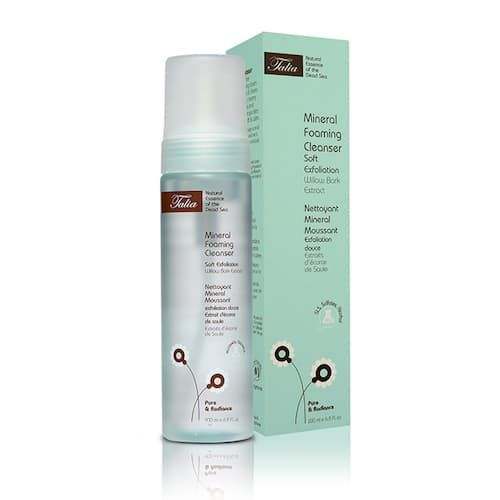 Mineral Foaming Cleanser