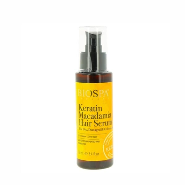 Bio Spa  Keratin Macadamia Hair Serum