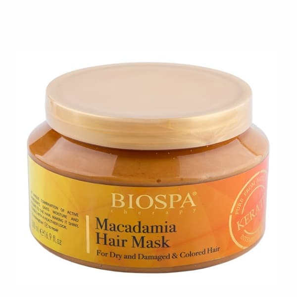 Bio Spa  Keratin Macadamia Hair Mask