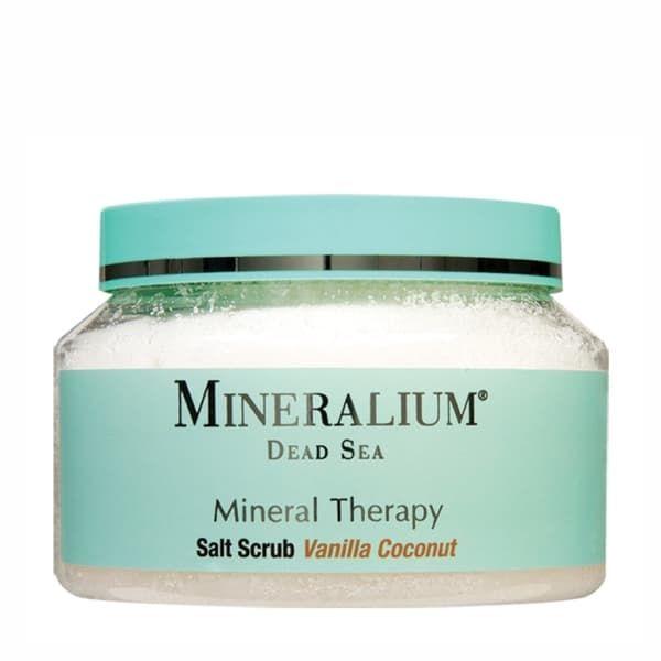 Mineral Therapy Salt Scrub Vanilla Coconut