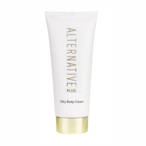 Alternative Plus  Silky Body Cream