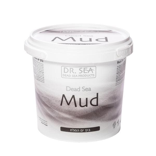 Dead Sea Mud 15 kg Bucket