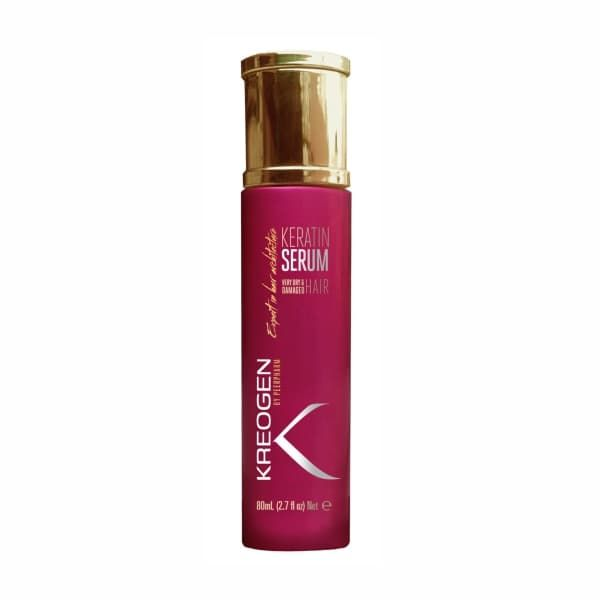 Keratin Serum for Very Dry  Damaged Hair