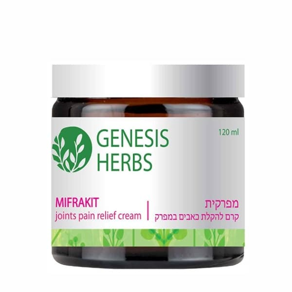 Genesis Herbs   Mifrakit Pain Relief Cream for Joints
