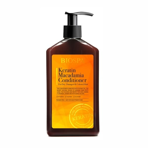 Bio Spa  Keratin Macadamia Conditioner