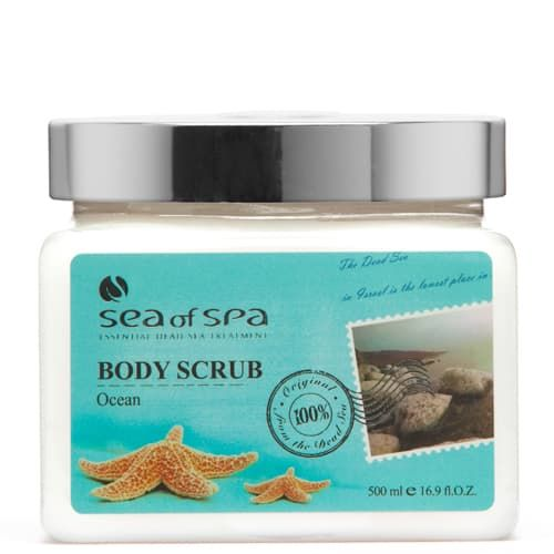 Body Scrub Ocean