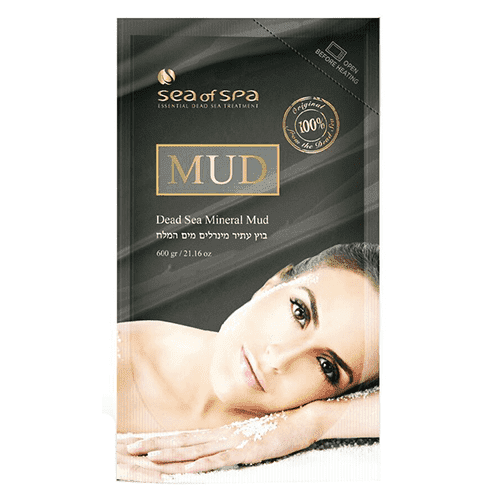 Dead Sea Mineral Mud with Aloe Vera