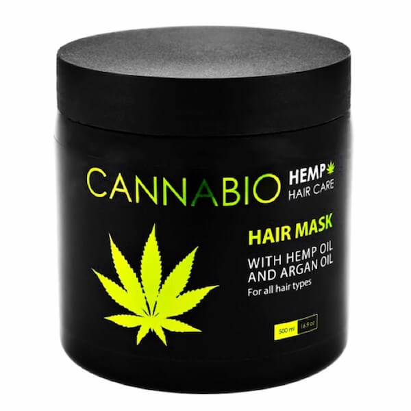 Cannabio  Hair Mask with Hemp Oil