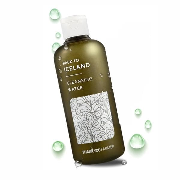 Back To Iceland Cleansing Water with 83 Iceland Moss Extract 260ml