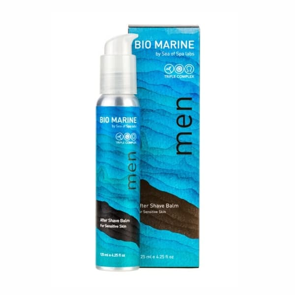Bio Marine Men  After Shave Balm for Sensitive Skin
