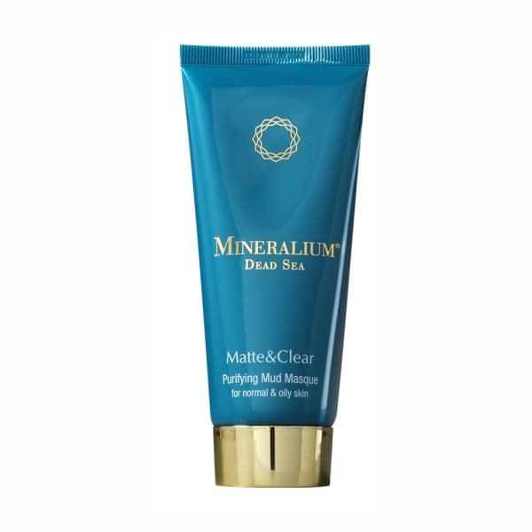 MatteClear Purifying Mud Masque for Normal to Oily Skin