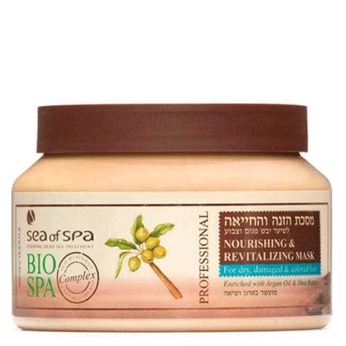 Bio Spa  Nourishing  Revitalizing Hair Mask