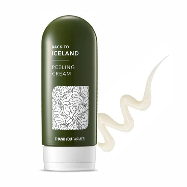 Back To Iceland Peeling Cream with 48 Iceland Moss Extract