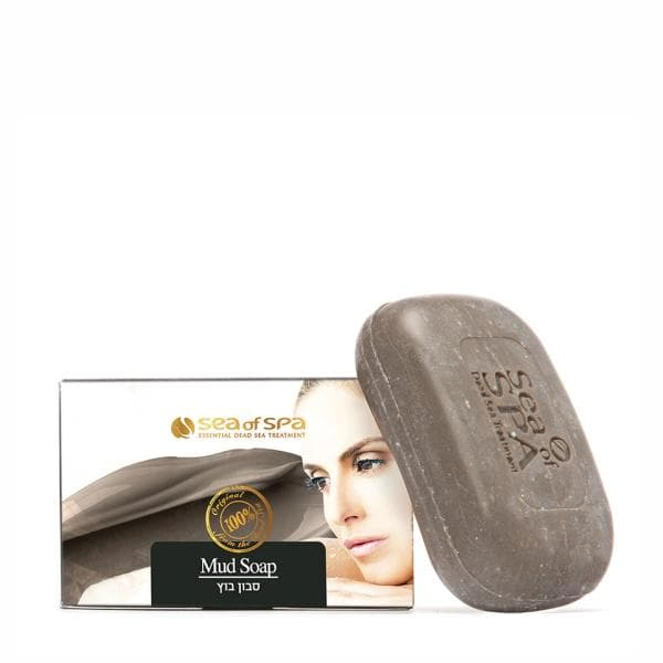 Mineral Mud Soap 125g