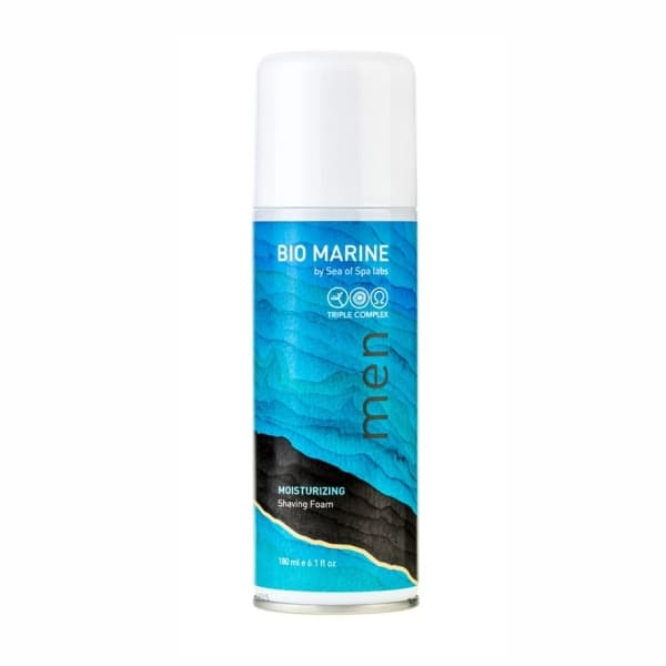 Bio Marine Men  Moisturizing Shaving Foam