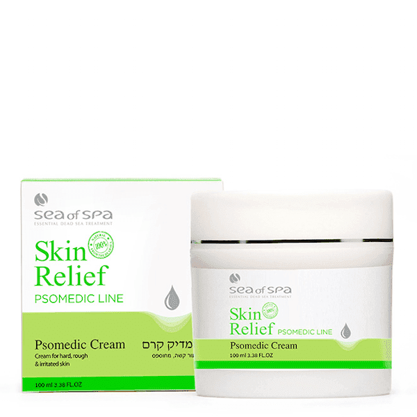 Skin Relief  Psomedic Cream for Rough and Irritated Skin 100ml