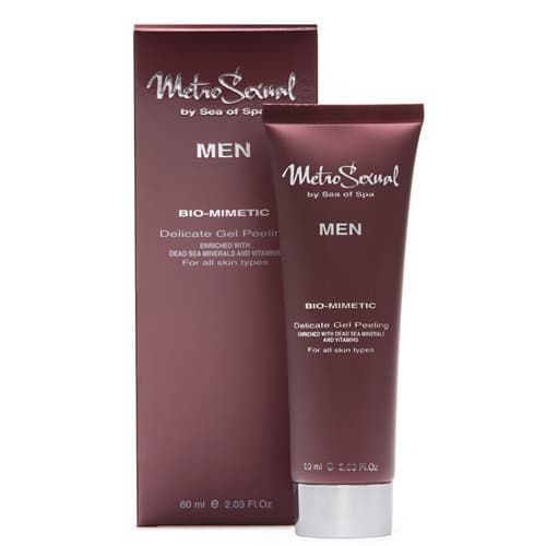 MetroSexual  Delicate Gel Peeling for Men