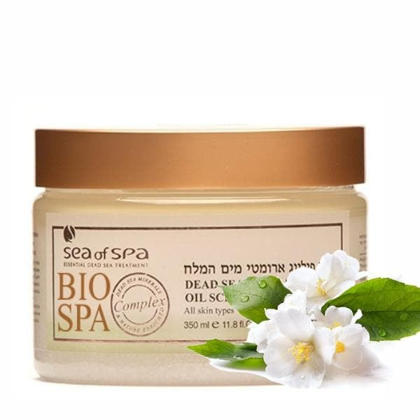 Bio Spa  Dead Sea Aromatic Oil Scrub Jasmine