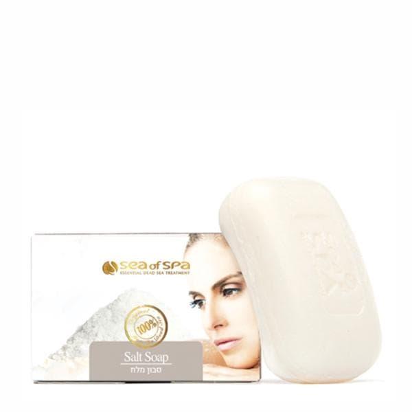 Mineral Salt Soap 125g