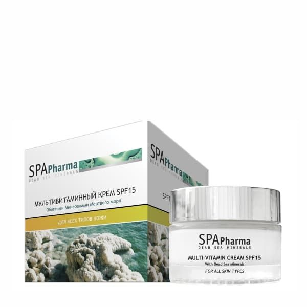 MultiVitamin Cream for All Skin Types SPF15