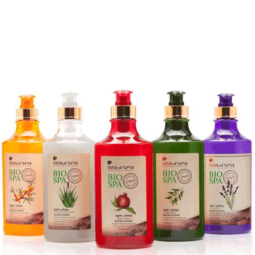 Bio Spa  Shampoo with Olive