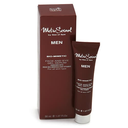 MetroSexual  Face  Eye Gel Serum for Men