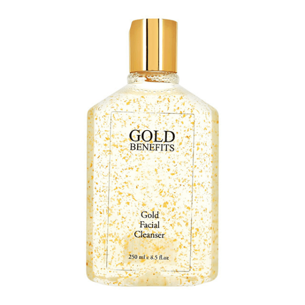 Gold Benefits  Gold Facial Cleanser