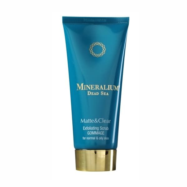 MatteClear Exfoliating Scrub Gommage for Normal to Oily Skin