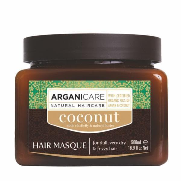 Coconut  маска для тусклых очень сухих и вьющихся волос