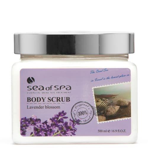 Body Scrub Lavender Blossom