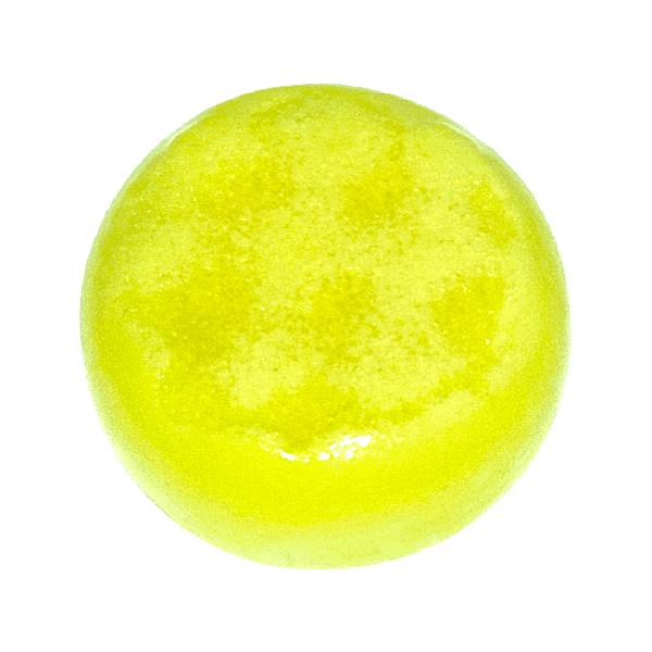 Massage Sponge Soap Lemon