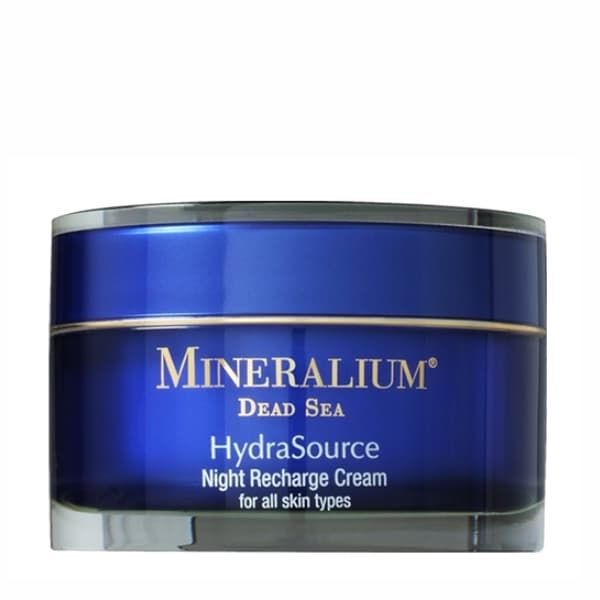 HydraSource Night Recharge Cream for All Skin Types