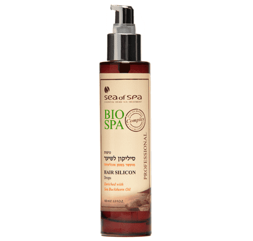 Bio Spa  Hair Silicon Drops with Sea Buckthorn Oil
