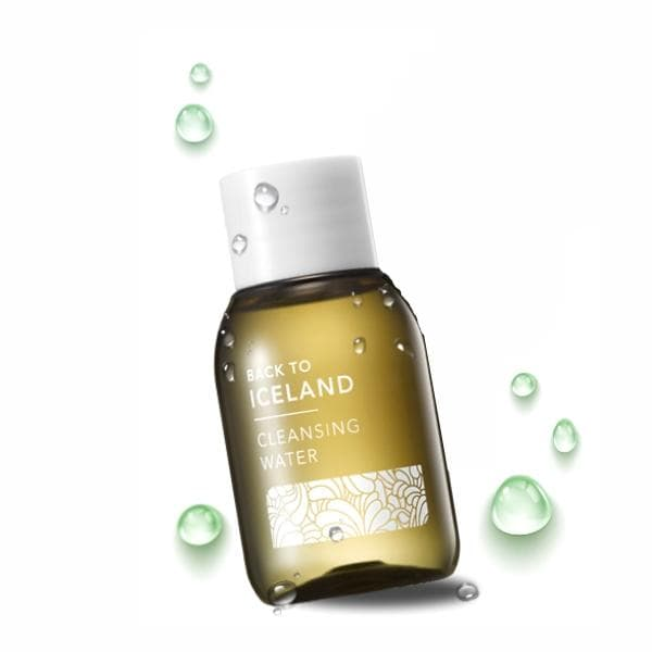 Back To Iceland Cleansing Water with 83 Iceland Moss Extract 30ml
