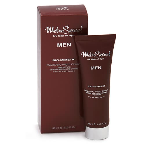 MetroSexual  Recovery Night Cream