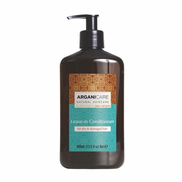 LeaveIn Conditioner for Dry  Damaged Hair with Argan Oil and Shea Butter