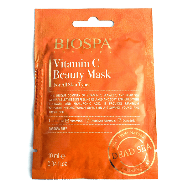 Bio Spa  Vitamin C Beauty Mask 10ml