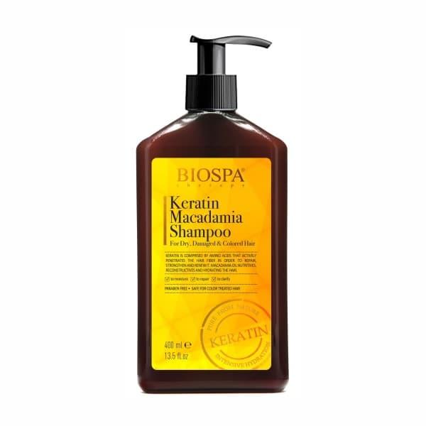 Bio Spa  Keratin Macadamia Shampoo