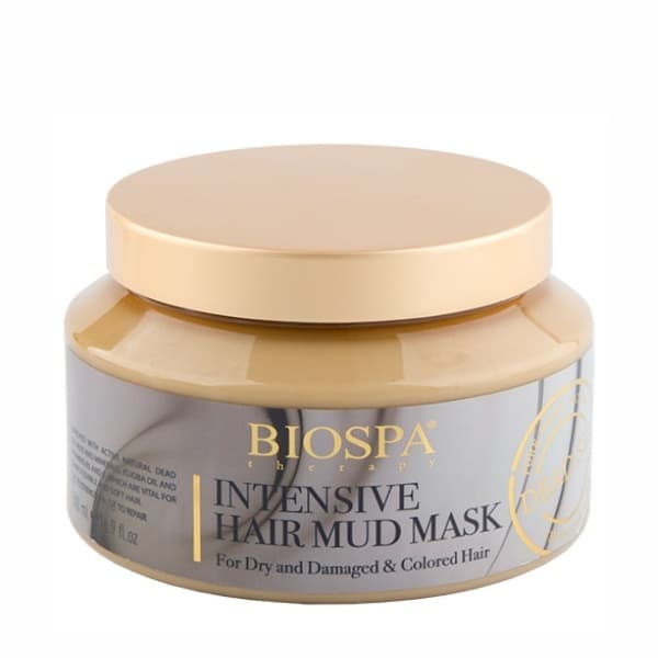 Bio Spa  Intensive Hair Mud Mask