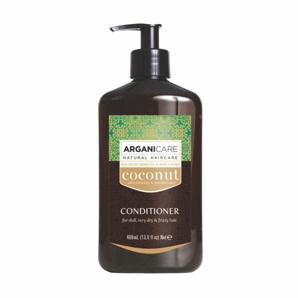 Coconut Conditioner for Dull Very Dry  Frizzy Hair with Argan and Coconut Oil
