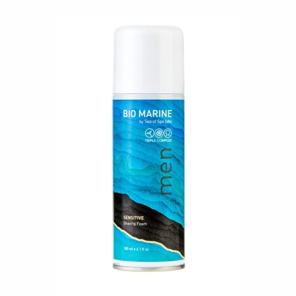 Bio Marine Men  Sensitive Shaving Foam