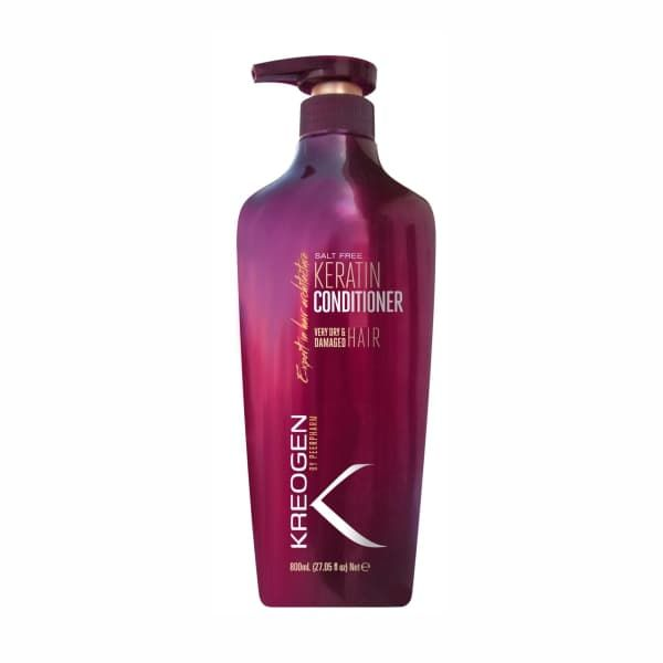 Keratin Conditioner for Very Dry  Damaged Hair 800ml