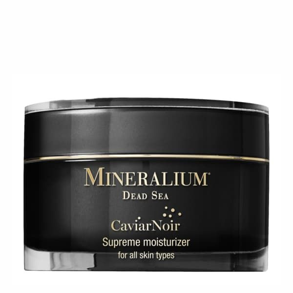 Caviar Noir Supreme Moisturizer for All Skin Types
