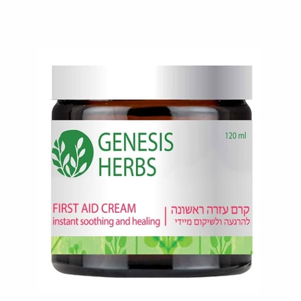 Genesis Herbs  First Aid Cream