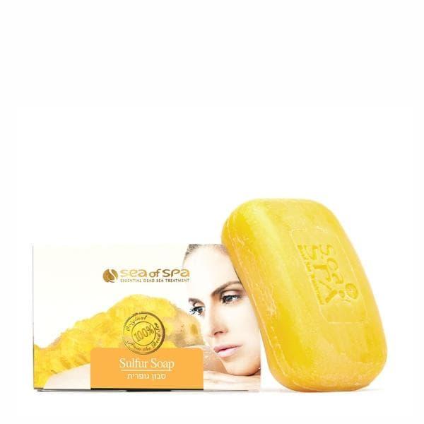 Sulphur Soap 125g