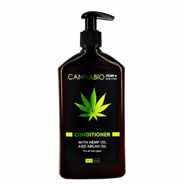 Cannabio  Conditioner with Hemp Oil