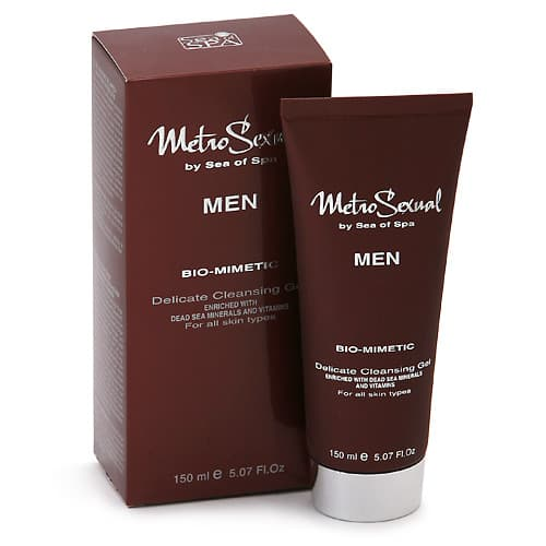 MetroSexual  Delicate Cleansing Gel for Men