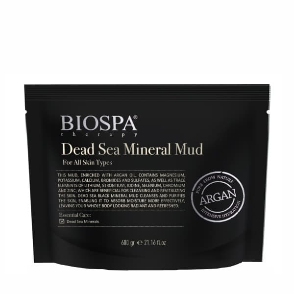 Bio Spa  Dead Sea Mineral Mud Enriched with Argan Oil