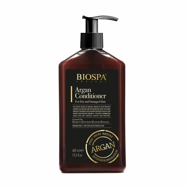 Bio Spa  Argan Conditioner for Dry  Damaged Hair