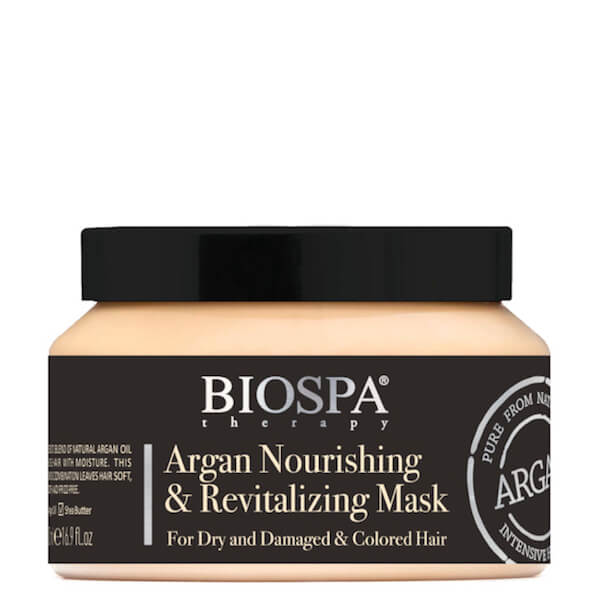 Bio Spa  Argan Nourishing  Revitalizing Hair Mask